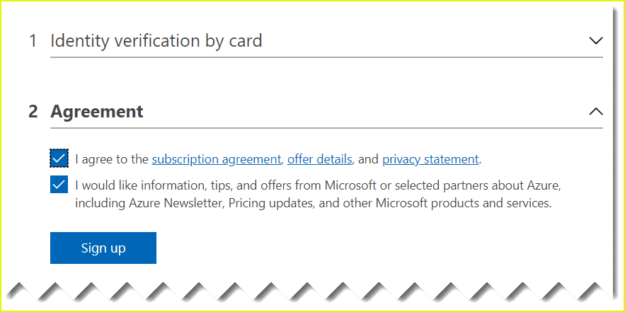 azure free account for learning