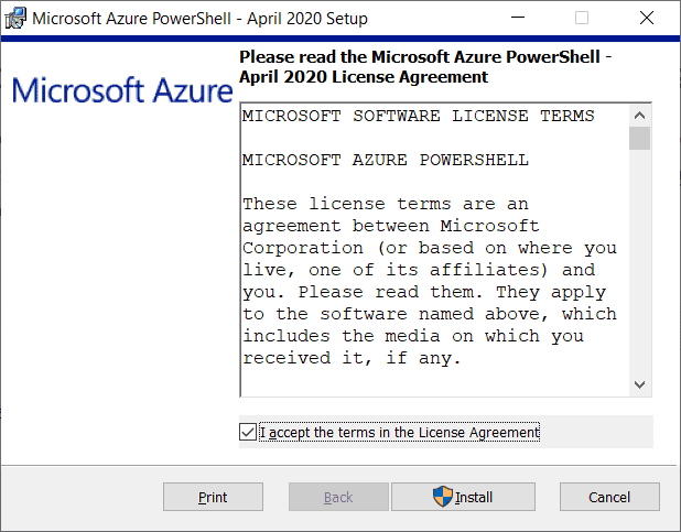 connect to azure powershell