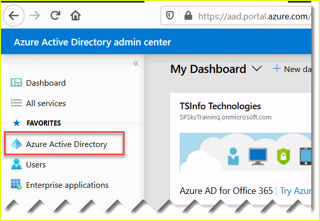 create user in Azure active directory