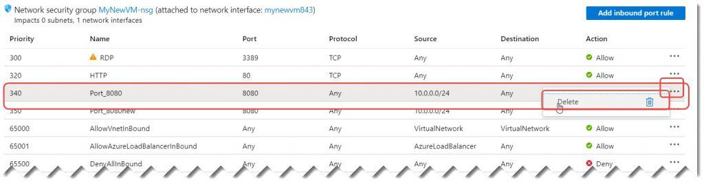Close Server Ports And Deny Remote Access