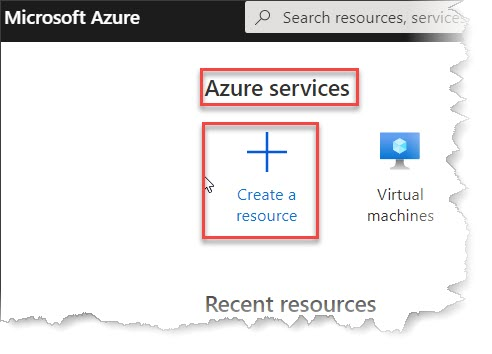 How to create an Azure web app for containers