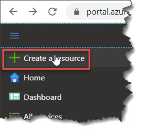 Create an Azure web app for containers