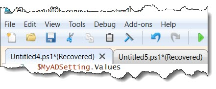 Update AD group settings at the directory level using PowerShell
