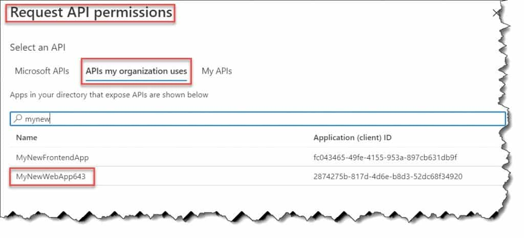 configure the web app authentication and authorization for the web application