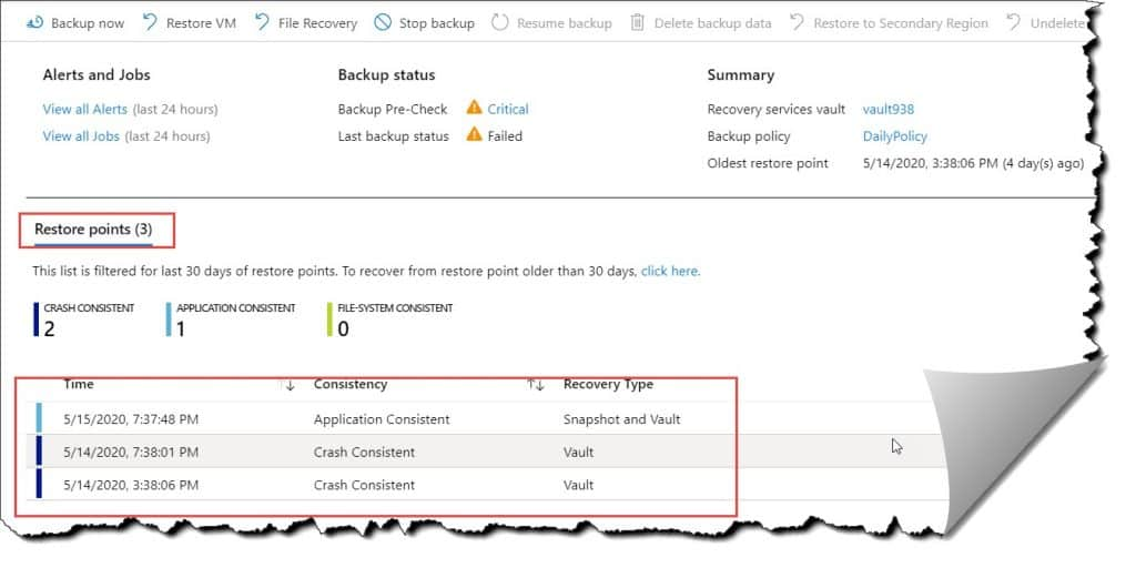 how to create a Recovery Services vaults in Azure