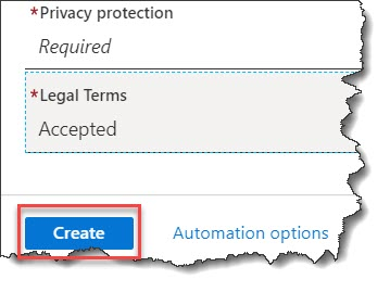 how to use Azure Domain name service