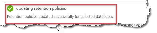 Why to Configure backup Azure SQL database