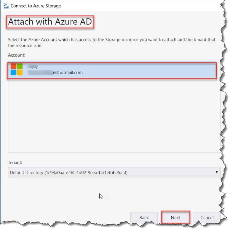 how to add a resource via Azure Active Directory