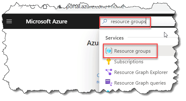 Azure Delete Resource Group