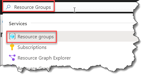 Create Resource Group azure