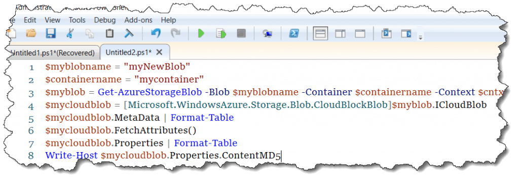 How to backup Azure blob storage