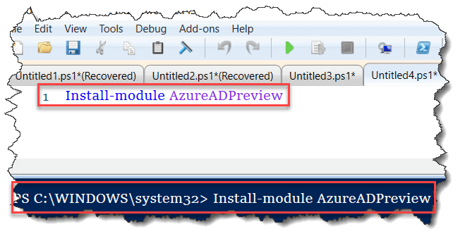 How to update the Azure AD module?