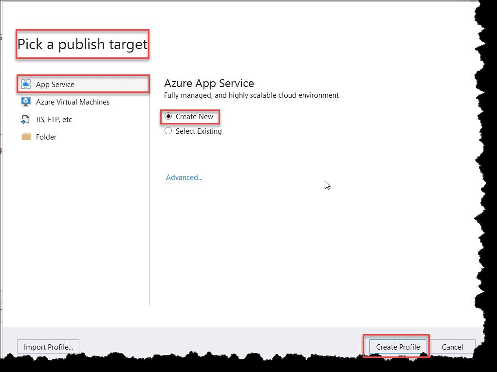 azure website hosting free
