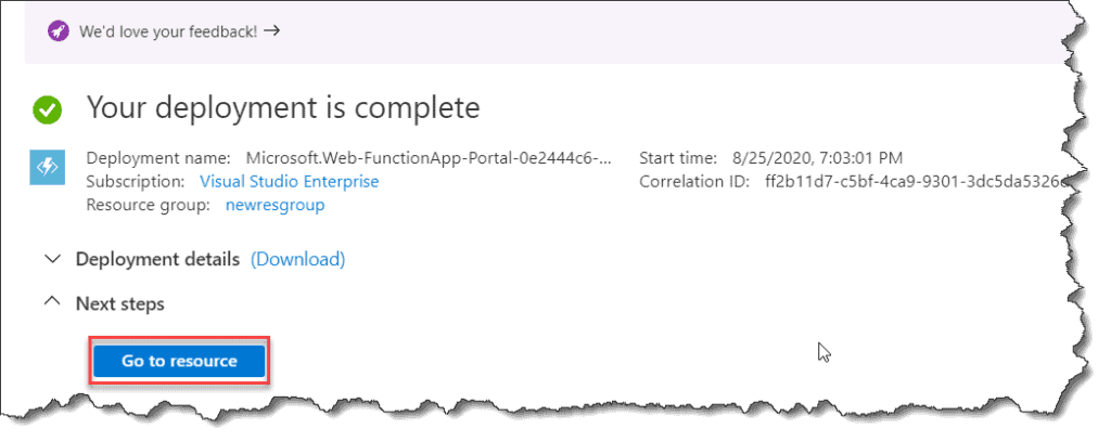 Azure Functions Timer Trigger PowerShell