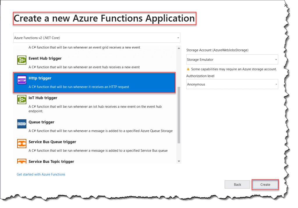 Build a Basic REST API  with Azure Functions