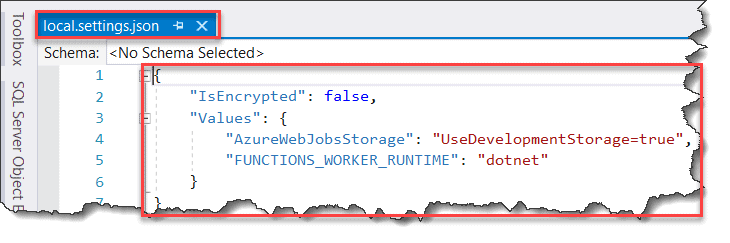 Create Azure Functions In Visual Studio