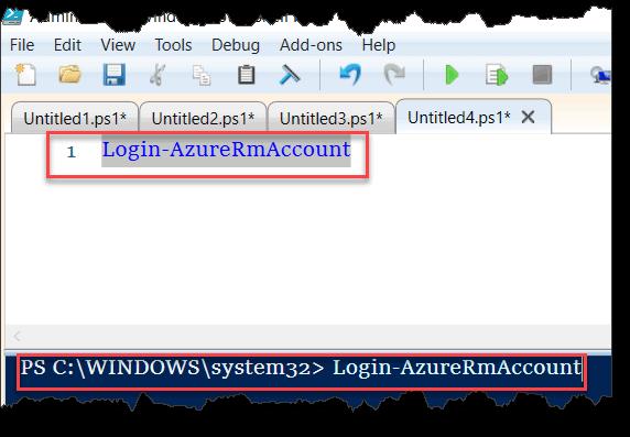 Create Azure function using PowerShell