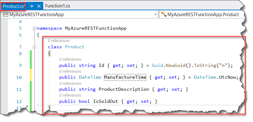 Create REST API With Azure Functions