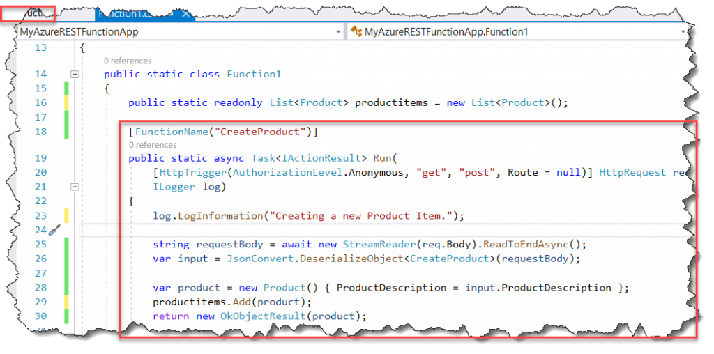 How To Create API With Azure Functions using Visual Studio 2019