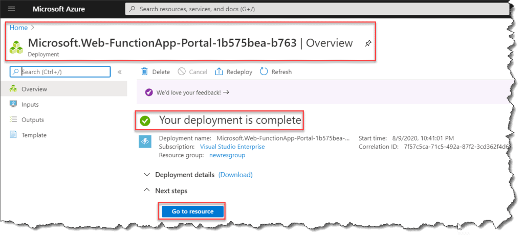 How To Create Azure Function Apps Using The Azure Portal