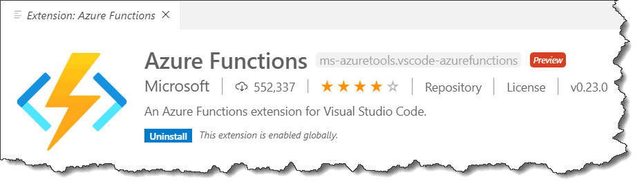 How To Create Azure Functions In Visual Studio Code