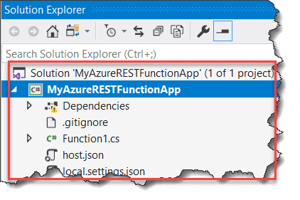 How to Build a Basic REST API with Azure Functions