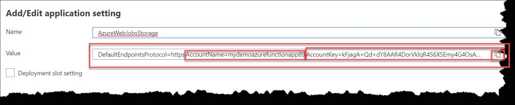 View Azure Function Log using Azure Storage Explorer