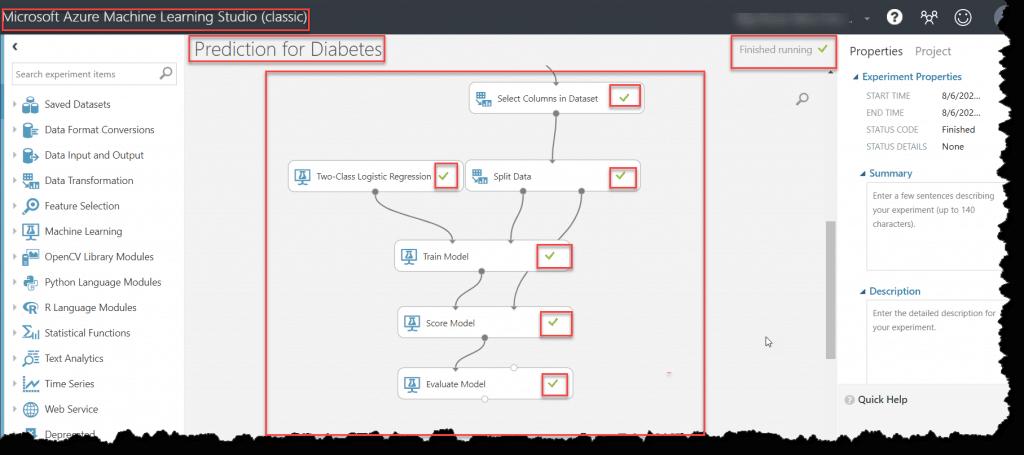 azure machine learning deployment