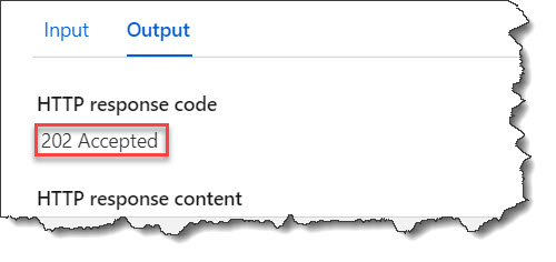 Create Azure Event Hub Trigger in Azure Portal
