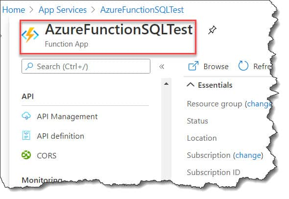 How To Configure Azure Monitor Logs For The Azure Function
