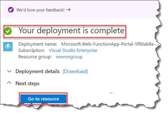 How To Develop A PowerShell Azure Function Using The Azure Portal