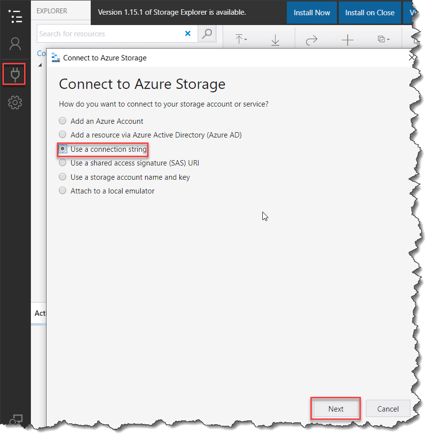 How to Create Blob Trigger Azure Function In Visual Studio
