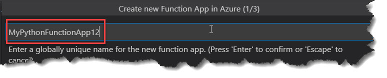 How to Deploy Python Azure Function To Azure