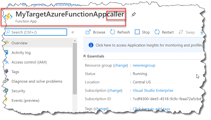 How to secure Azure Function with Azure Active Directory 1