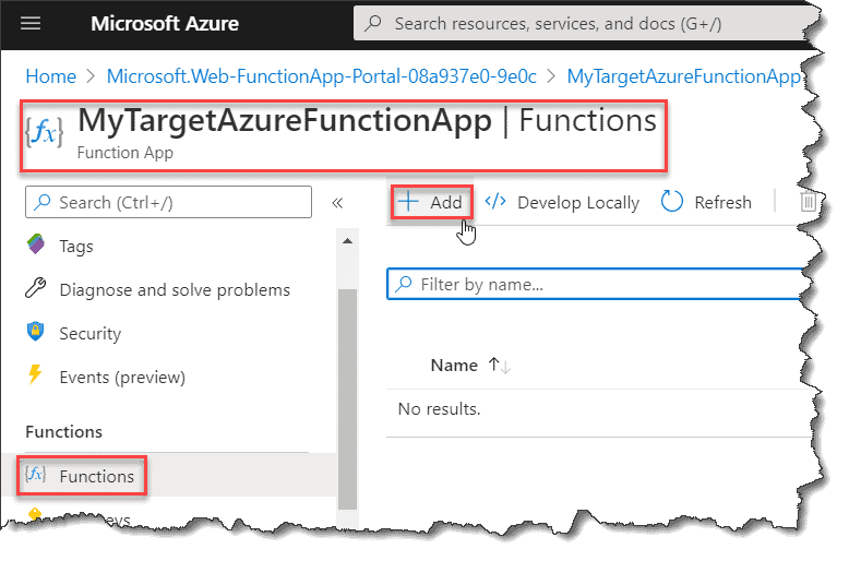 Securing Azure Functions