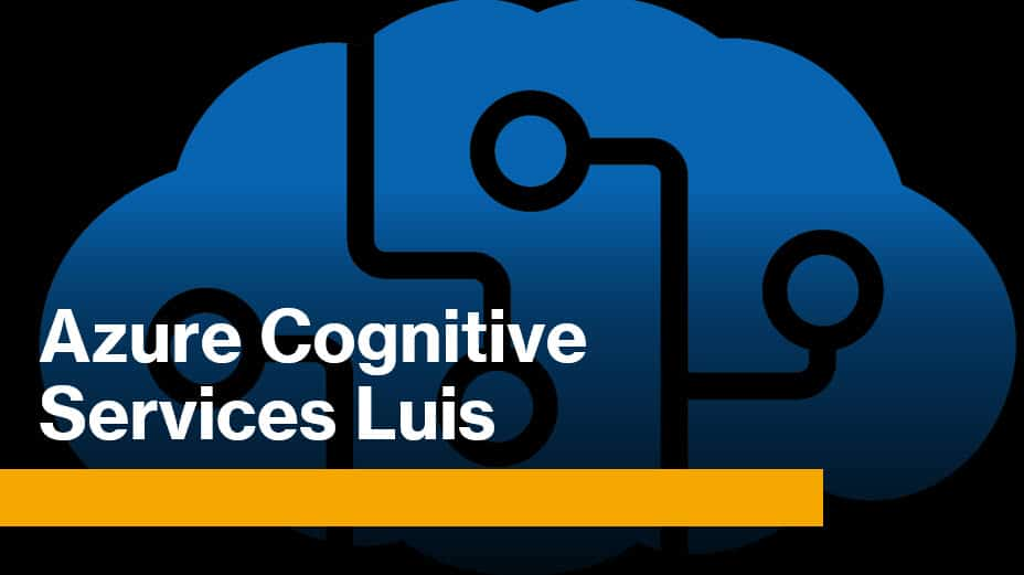 Azure Cognitive Services Luis