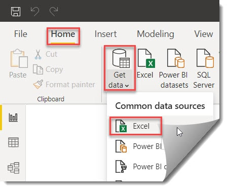 Create The PowerBI Report To Read Textual Data
