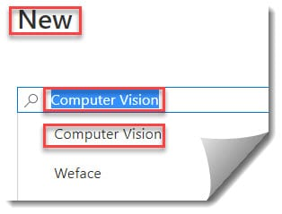 Develop Azure Computer Vision API