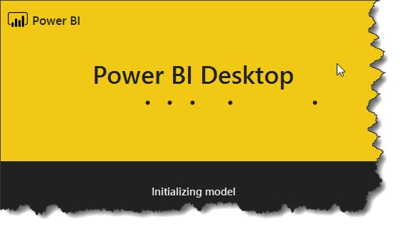 How to Configure The PowerBI Report To Read Textual Data