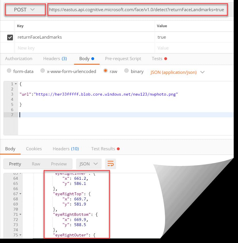 Implementation Of Face API Using Microsoft Azure