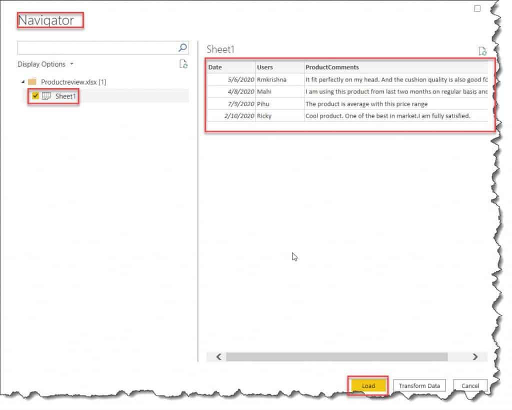 tutorial power bi text analytics azure