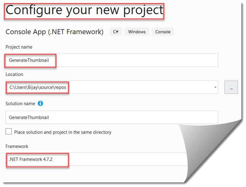 Generate a thumbnail - REST, cURL - Azure Cognitive Services