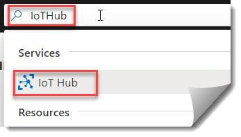 Create Azure IoT Hub Using Azure Portal