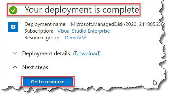 Create and restore Azure virtual machine snapshots