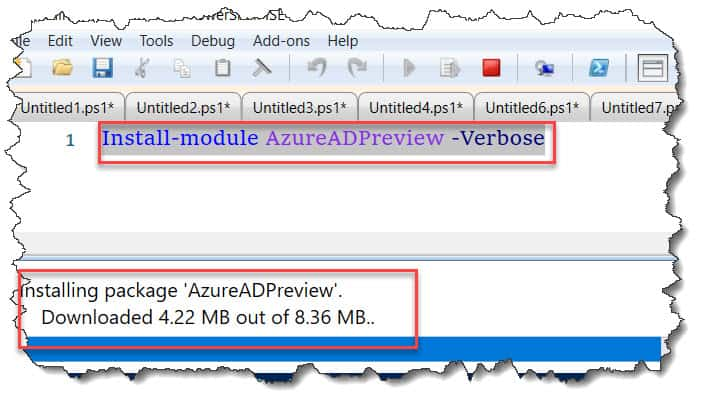 How to Install Azure AD PowerShell