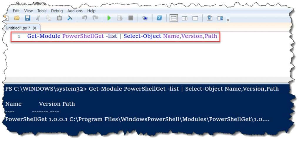 The specified module 'AzureRM' was not loaded because no valid module file was found