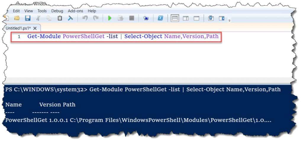 install Azure PowerShell