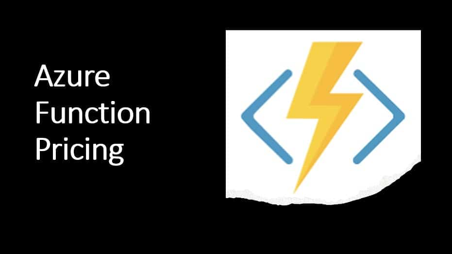 Azure Function Pricing