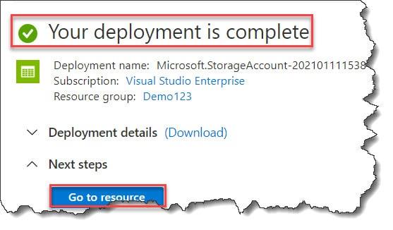 Backup Azure SQL Database To Blob Storage