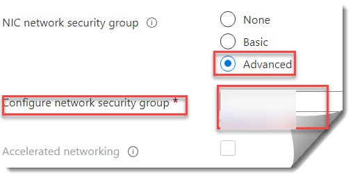 How to Allow external RDP to your Azure VM